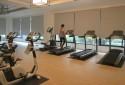 飯店式免費健身房