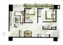 虎尾鎮-成德街2房1廳,23.5坪