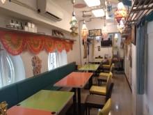 火車造型餐廳-捷運台電大樓站小資創業店面