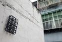 大露臺牆壁小裝飾(綠化請自備)