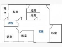 ★中正綠園★3+1房車適合小家庭~