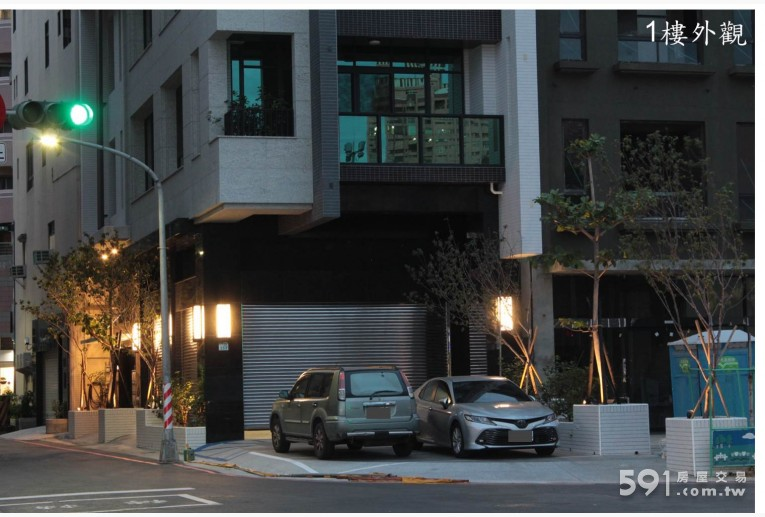 高雄租屋,左營租屋,店面出租,1樓外觀