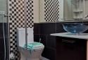 採乾濕分離的浴室