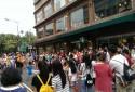 羅斯福路四段24巷,本店門前人潮