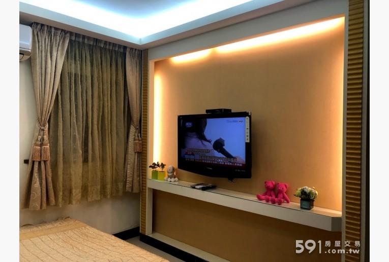 台北租屋,內湖租屋,獨立套房出租,訂製雙層窗簾